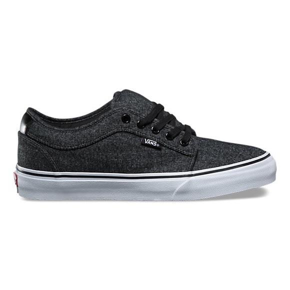 8a56d7c21ef0 Vans Pro Skate Shoe - Brushed Denim Chukka Low. M 5a57a8d472ea883ee6020146
